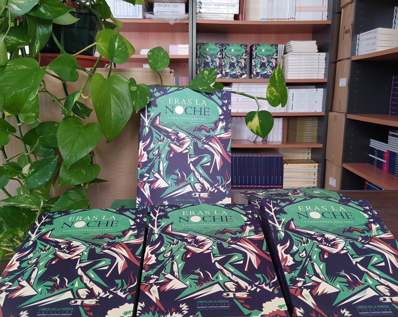 M. Ángeles Robles escribe sobre la novela